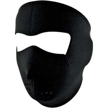 Zan Headgear Black Full-Face Mask
