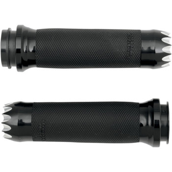 Paul Yaffe Bagger Nation Yafterburner Grips - Black