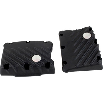 EMD Ribbed Rocker Box Covers for 1999-2015 Harley Twin Cam
