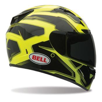 Bell Vortex Manifest Hi-Vis Helmet