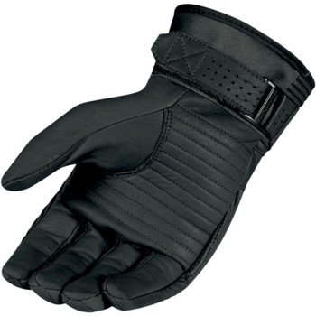 Icon One Thousand Beltway Gloves - Black