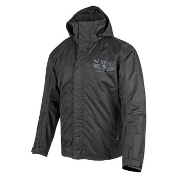 Speed and Strength We, The Fast™ Waterproof Overshell Jacket