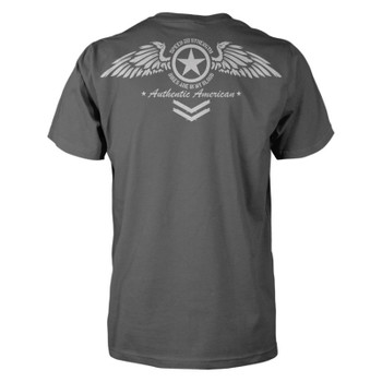 Speed and Strength Authentic American™ T-Shirt