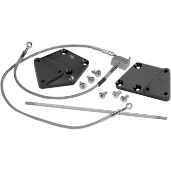 """Arlen Ness 3"""" Forward Controls Extension Kit for Harley Softail"""