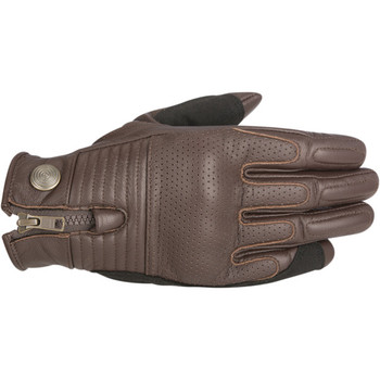 Alpinestars Oscar Rayburn Leather Gloves