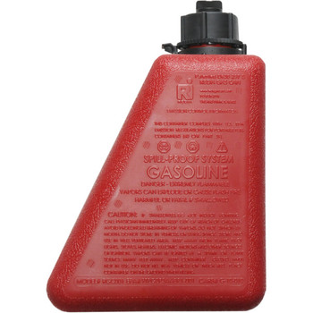 Reda One Gallon Fuel Can