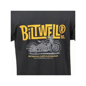 Biltwell Knuckle T-Shirt - Black