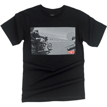 Biltwell Tracker T-Shirt - Black