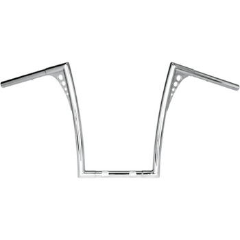 "Roland Sands 1-1/4"" King Ape Hangers Handlebars for Harley - Chrome"