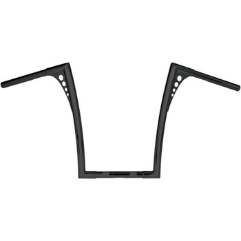 "Roland Sands 1-1/4"" King Ape Hangers Handlebars for Harley - Black"