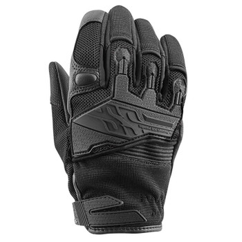 Speed and Strength Backlash Women's Leather/Mesh Gloves