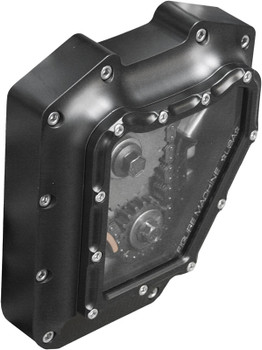 Figure Machine Vision Cam Cover for Harley Twin Cam