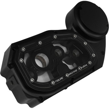 Figure Machine Vision Cam Cover for 2004-2016 Harley Sportster