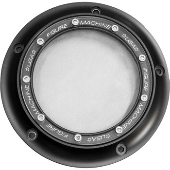 Figure Machine Vision Derby Cover for Harley Twin Cam