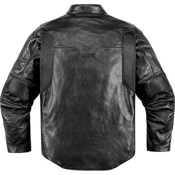 Icon 1000 Retrograde Leather Jacket