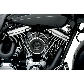 Performance Machine Rocker Box Covers for Harley Twin Cam - Contrast Cut