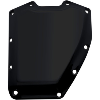 Covingtons Smooth Cam Cover for Harley Twin Cam - Black