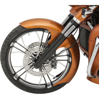 Paul Yaffe Bagger Nation Talon Front Fender for Harley Touring
