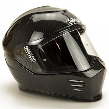 Simpson Ghost Bandit Carbon Helmet