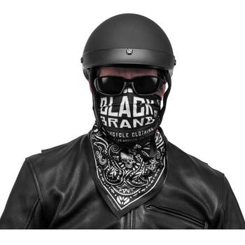 Black Brand Deluxe Bandana