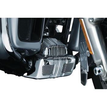 Kuryakyn Coolant Pump Cover for 2014-2016 Harley Twin Cooled