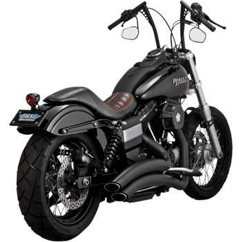Vance & Hines Super Radius Exhaust for 2006-15 Dyna