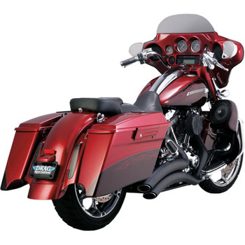 Vance & Hines Super Radius Exhaust for 2007-15 Touring
