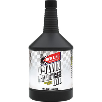 Red Line V-Twin Primary Case Oil - 1QT