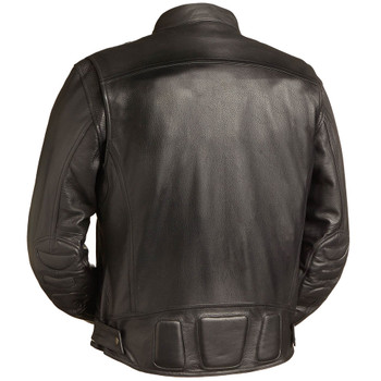 First Mfg. Carbon Leather Jacket