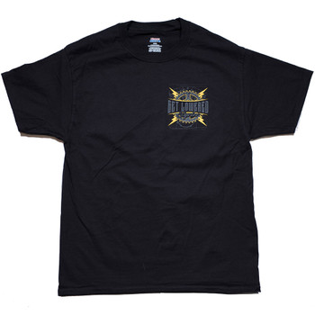 Get Lowered Cycles Sprocket T-Shirt