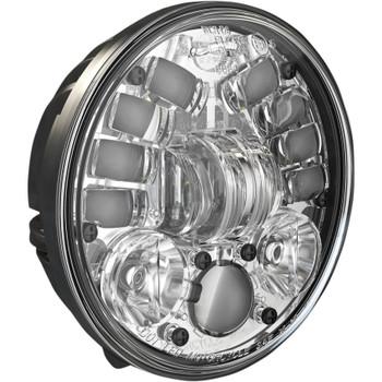 """J.W. Speaker 5.75"""" Pedestal Mount LED Headlight"""