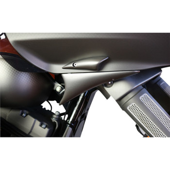 Paul Yaffe Bagger Nation Wing-It Fairing Flares for 2015-2017 Harley Road Glide