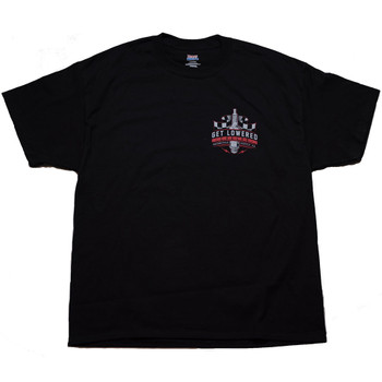 Get Lowered Cycles Spark Plug T-Shirt