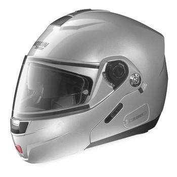 Nolan N91 Helmet - Platinum Silver