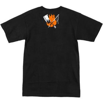 Rusty Butcher Burnt T-Shirt