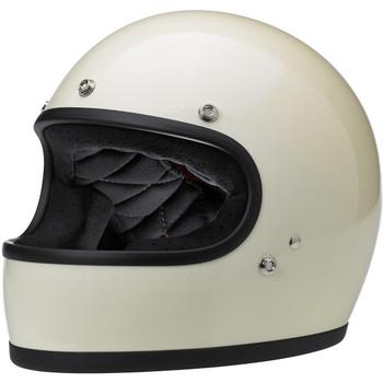 Biltwell Gringo Helmet - Gloss Vintage White