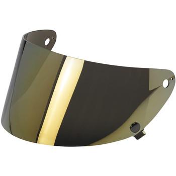 Biltwell Gringo S Flat Shield - Lite Mirror