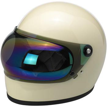 Biltwell Gringo S Bubble Shields - Rainbow