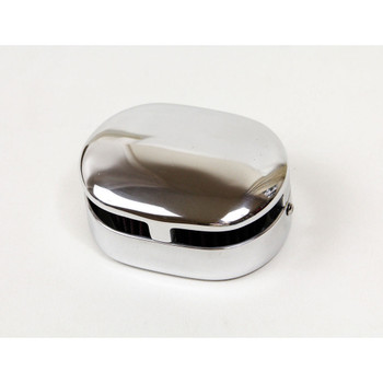 Old-Stf Mini Ed Air Cleaner for Harley - Polished