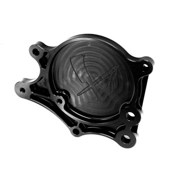Rusty Butcher Sprocket Cover for 1991-2003 Harley Sportster