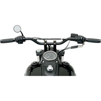"Roland Sands 1"" Moto Crossbar Handlebars - Black Ops"