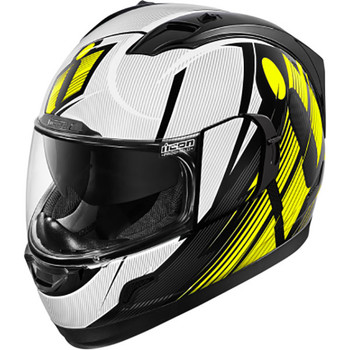 Icon Alliance GT Primary Helmet - Hi-Viz
