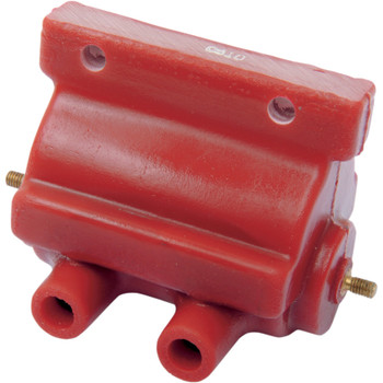 Andrews Supervolt 12V Ignition Coil - 2.8 ohm Red