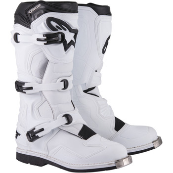 Alpinestars Tech 1 Boots - White