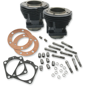 "S&S Shovelhead Cylinder Kit for 1966-1984 Harley Shovelhead - 3.4375"" Bore"