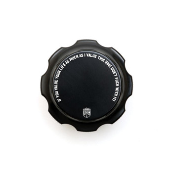 San Diego Customs Value Gas Cap for Harley