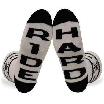 Thrashin Supply TSC Striped Socks - White