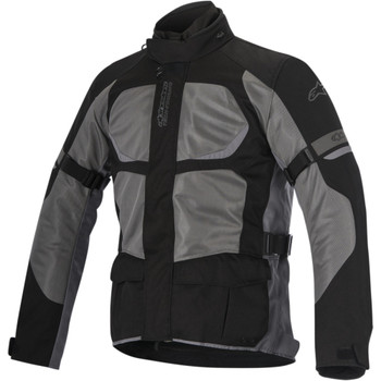 Alpinestars Santa Fe Air Drystar Jacket - Black/Gray