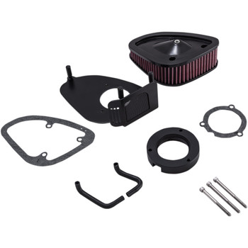 Vance & Hines Naked VO2 Air Cleaner Intake for 2017-2018 Harley Touring