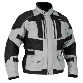 FirstGear Kathmandu Jacket - Grey/Black